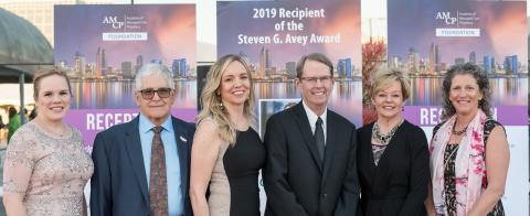 Winners of 2019 Avey Award
